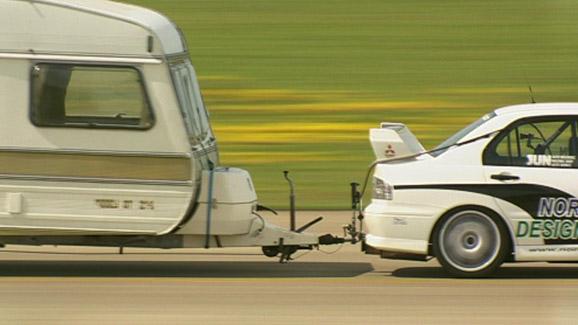 Top Gear et les caravanes