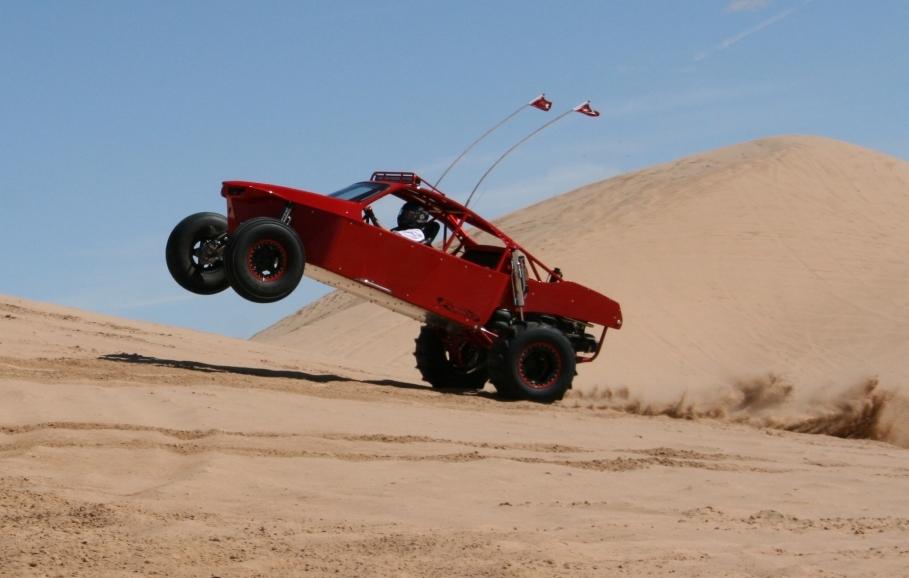Funco G52 Sand Rail