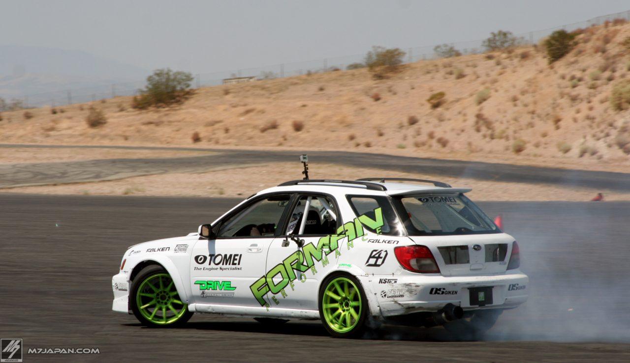 Subaru Impreza V8