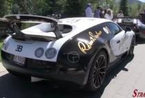 Bugatti Veyron 396 km/h