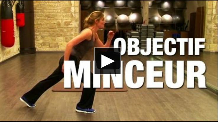 Séance minceur : 15 minutes d'exercices