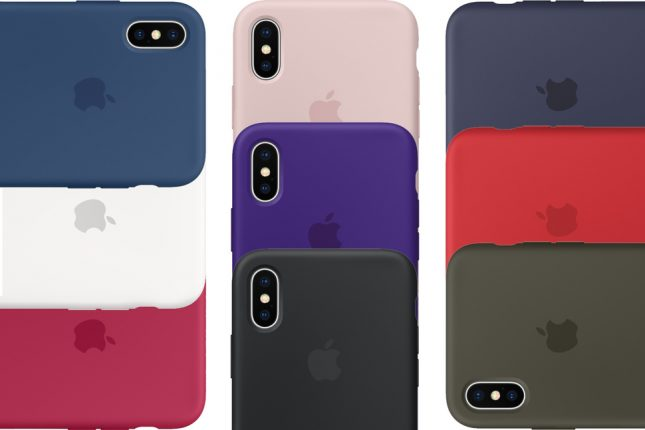 iphone X coques du téléphone